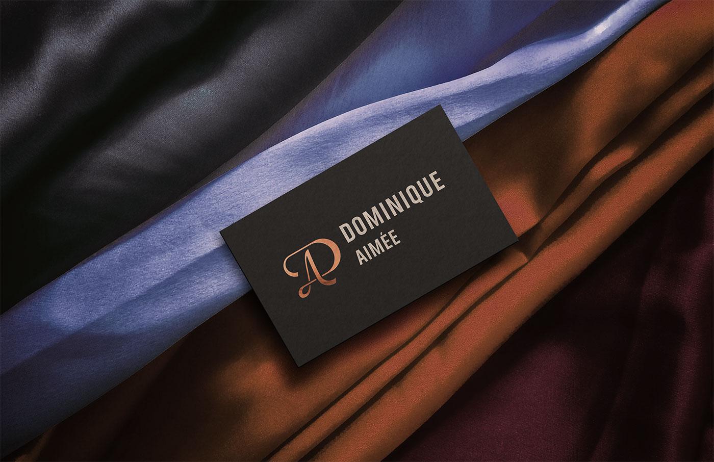 Sophisticated Brand Identity for Los Angeles-based Wardrobe & Fashion Stylist