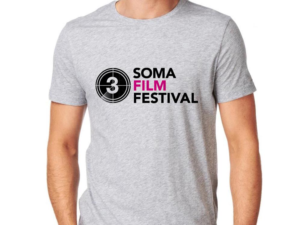 SOMA Film Festival Branding