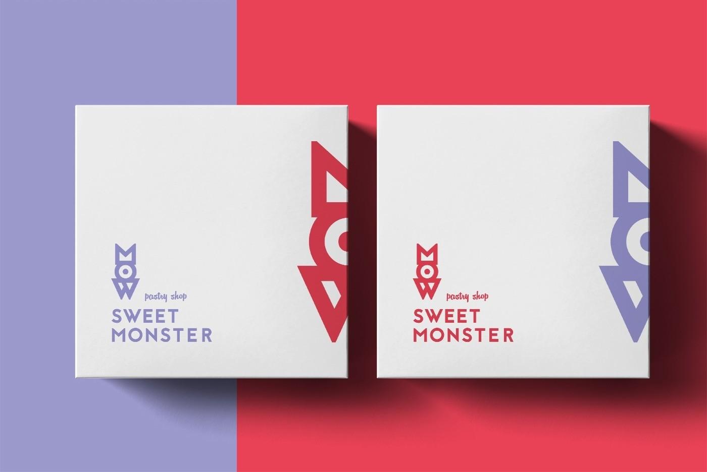 Spyros Partsinevelos – Sweet Monster | Pastry Shop (Concept)