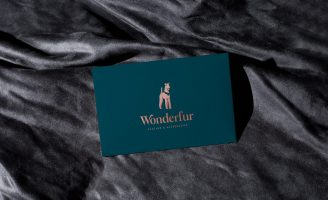 Brand and Packaging Design for Dogs' Clothes Brand Wonderfur