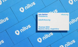Visual Identity for Tech NGO from Argentina