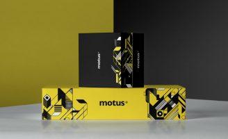 Motus Identity Design Project