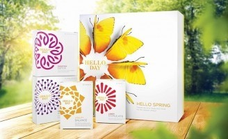 DewGibbons + Partners – Hello Day Seasonal Wellbeing Boxes
