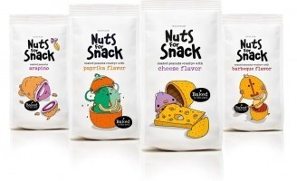 Mousegraphics – Nuts for Snacks