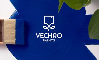 Rebranding for Vechro Paints