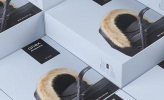 Minimal Packaging Design for Pram Brand Accessories