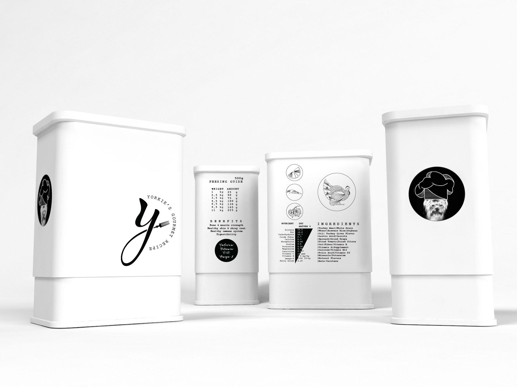 CreativeByDefinition – Yorkie's Gourmet Recipe (Concept)