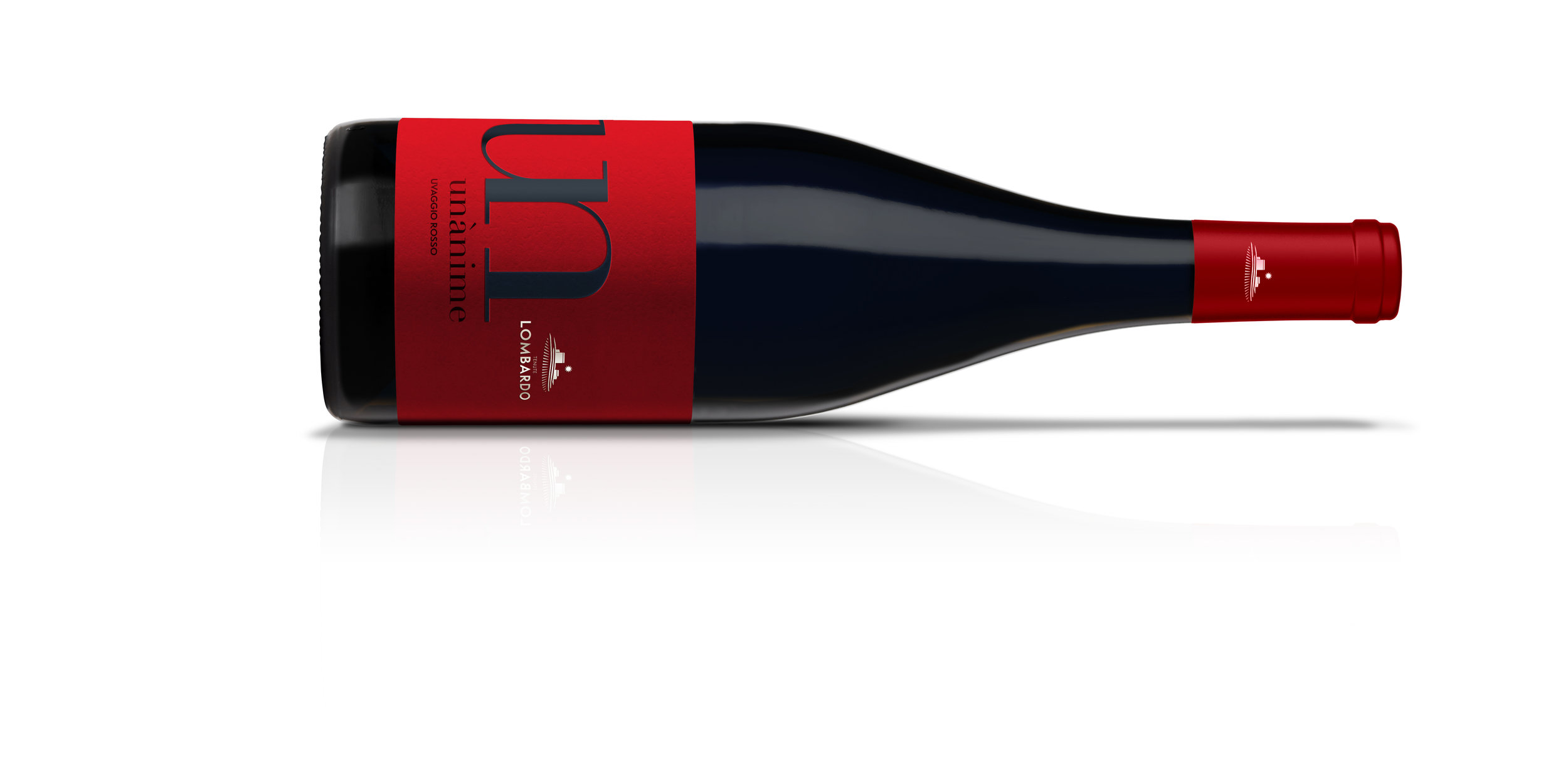 Labels Design for Sicilian Winery Collection