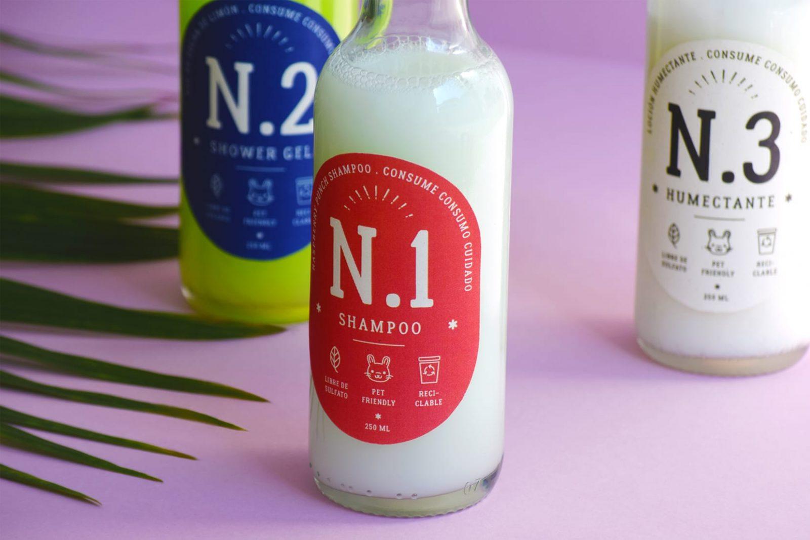 Eco-Friendly Packaging for Consumo Cuidado