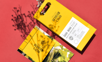 Branding for Cacao Flavour Studio from Switzerland