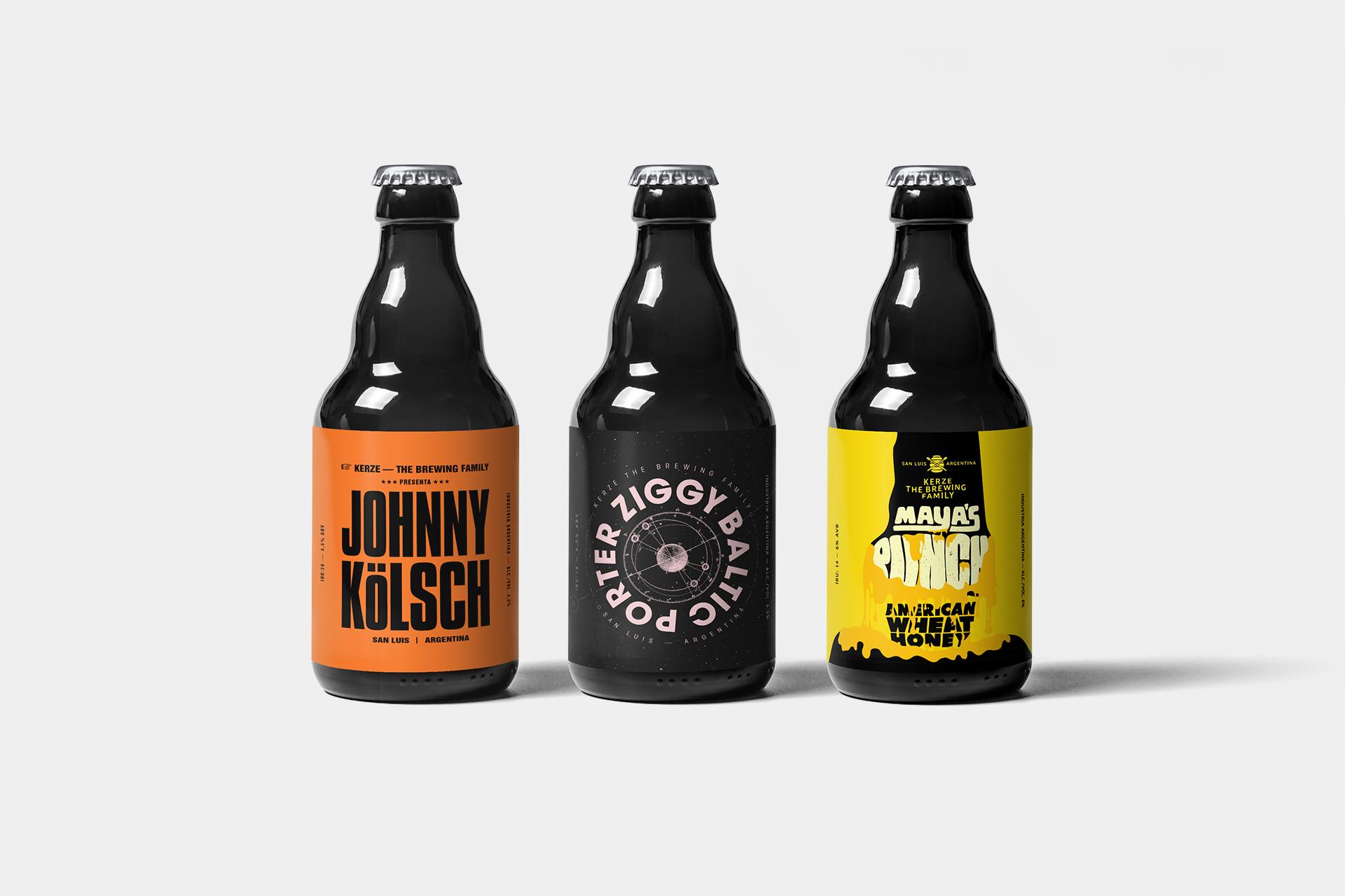 Amateur(dot)rocks –  Kerze, The Brewing Family
