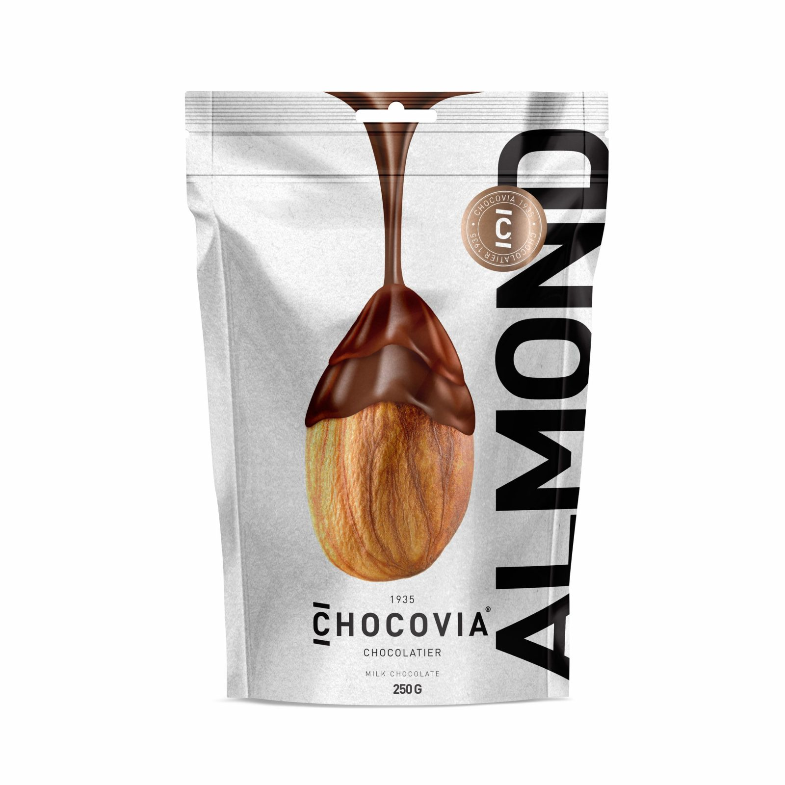 Chocovia Packaging Design