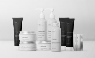 Package Design for Cosmetic Brand Aerilab