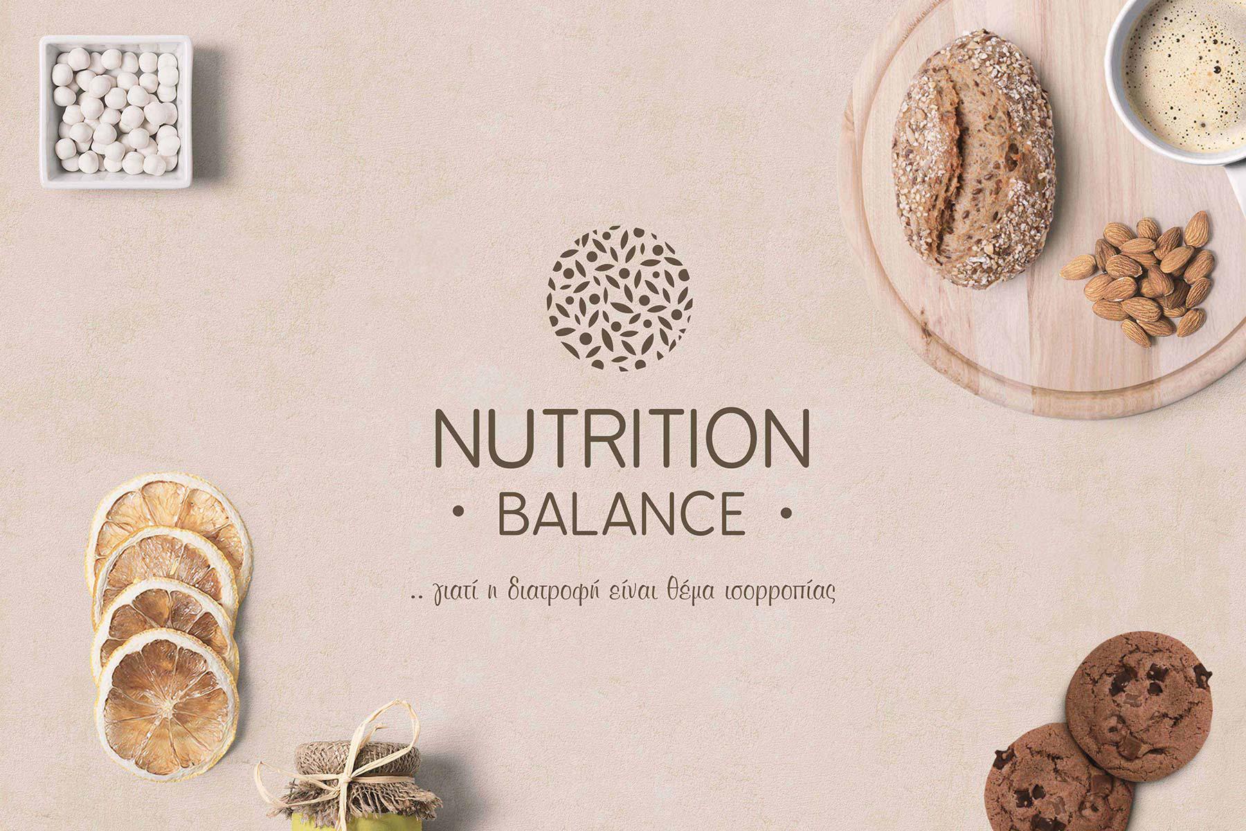 Nutrition Balance Branding