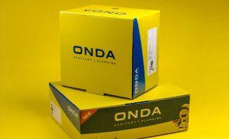 Rebranding Onda Brand identity and Packaging