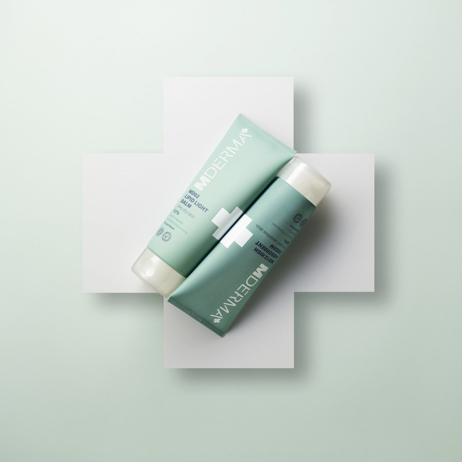 New Visual Identity and Packaging Design for Skin Conditions
