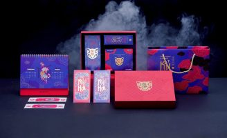 Brandex Tet Lunar New Year Gift Set