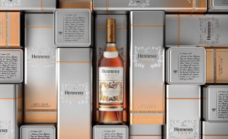 Butterfly Cannon Blend the Past With the Future to Design the Hennessy VSOP Privilège 200 th Anniversary Limited-Edition