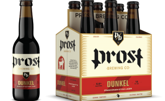 Rebranding Prost Brewing