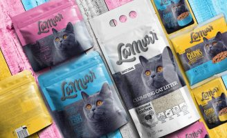 LaMurr Branding and Packaging
