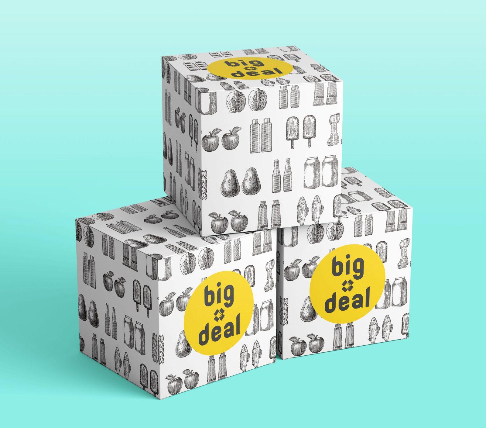 Big Deal Webstore Branding