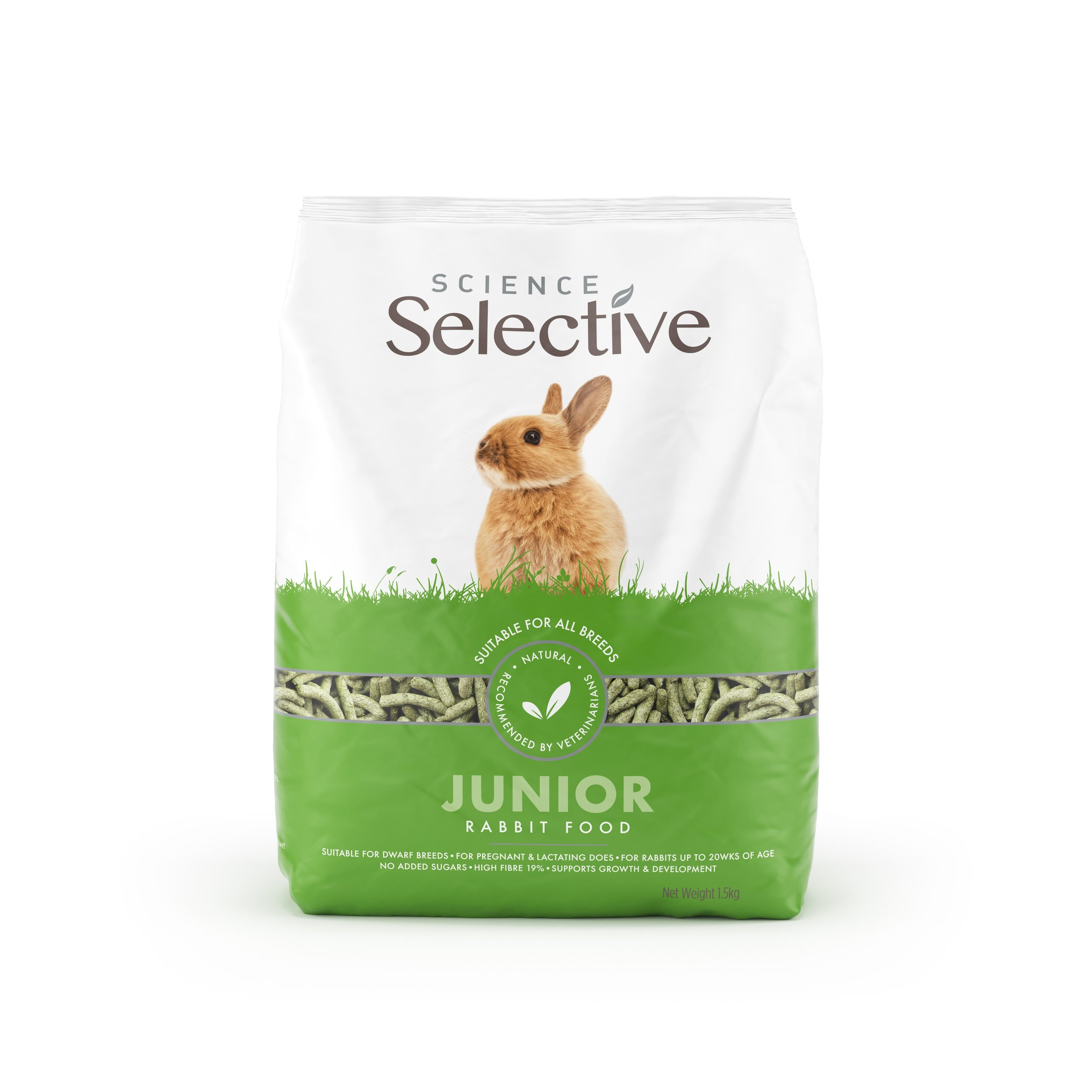 New Design for Supreme Petfoods' Selective Range by Cowan London