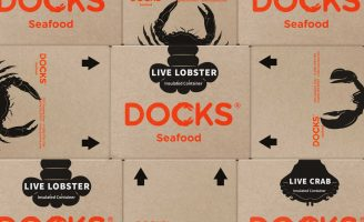 Corporate Branding for Seattle Based Seafood Distribution Company