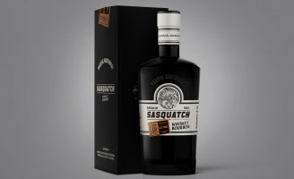Packaging for a Whiskey Bourbon Brand
