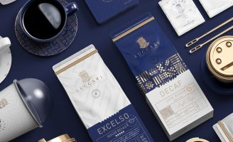 Speciality Luxury Coffee Brand and New Cafe Experience