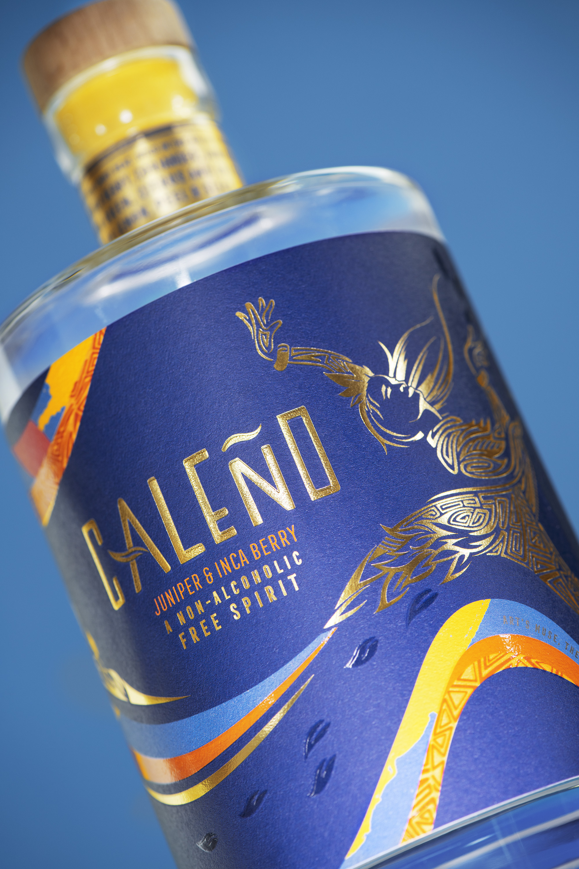 'Caleño' A New Non-Alcoholic Spirit Brand