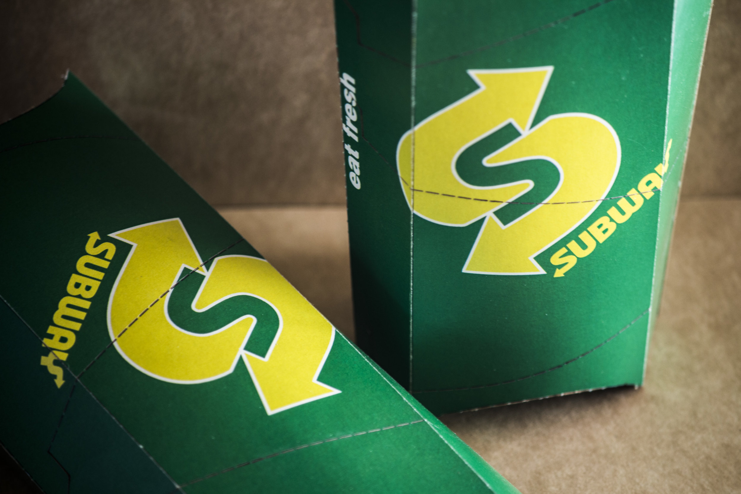Student Packaging Design Concept for Sandwich Brand