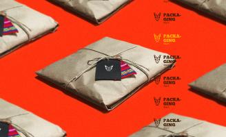 Peruvian Fashion Brand Wari's Packaging Design