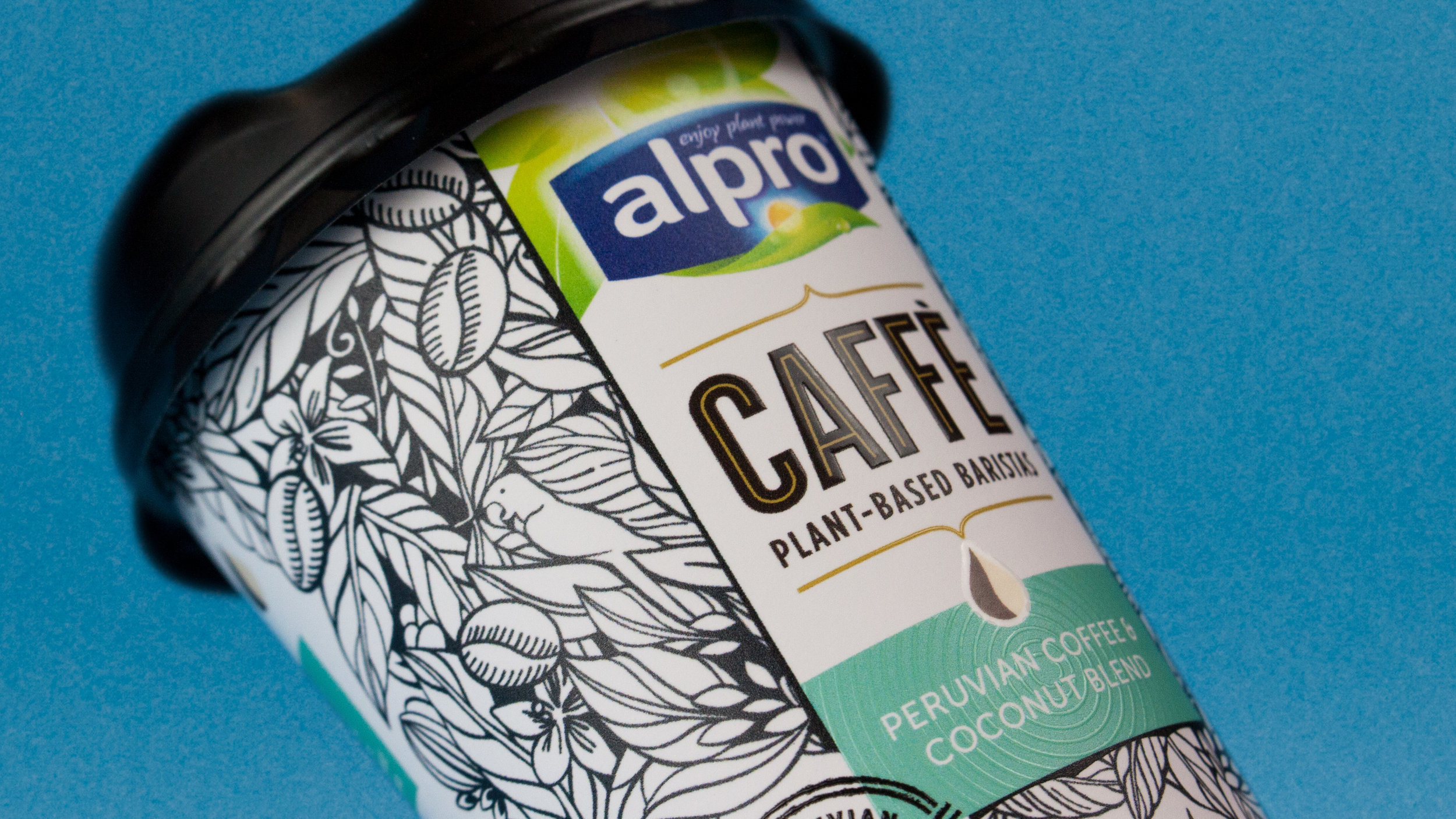 Discovering Alpro's Even Better Blended