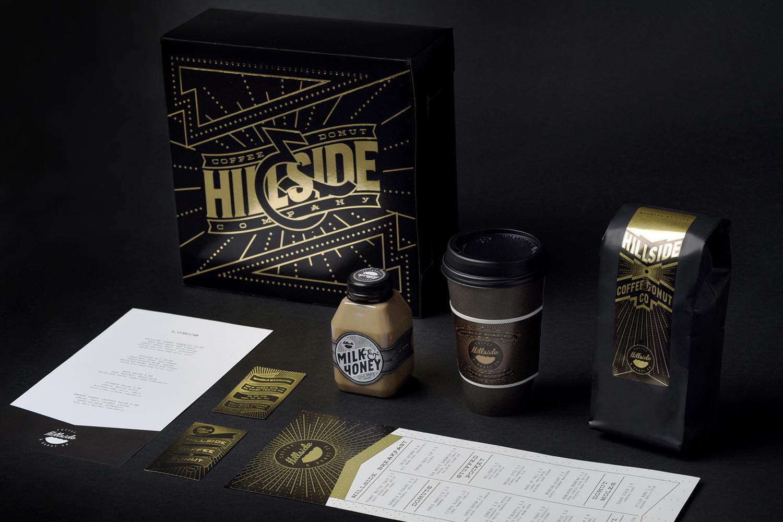 Eme Design Studio – Hillside Coffee and Donut Co.