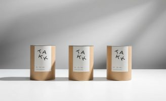 Takk Nordic Nature Scent Packaging Design