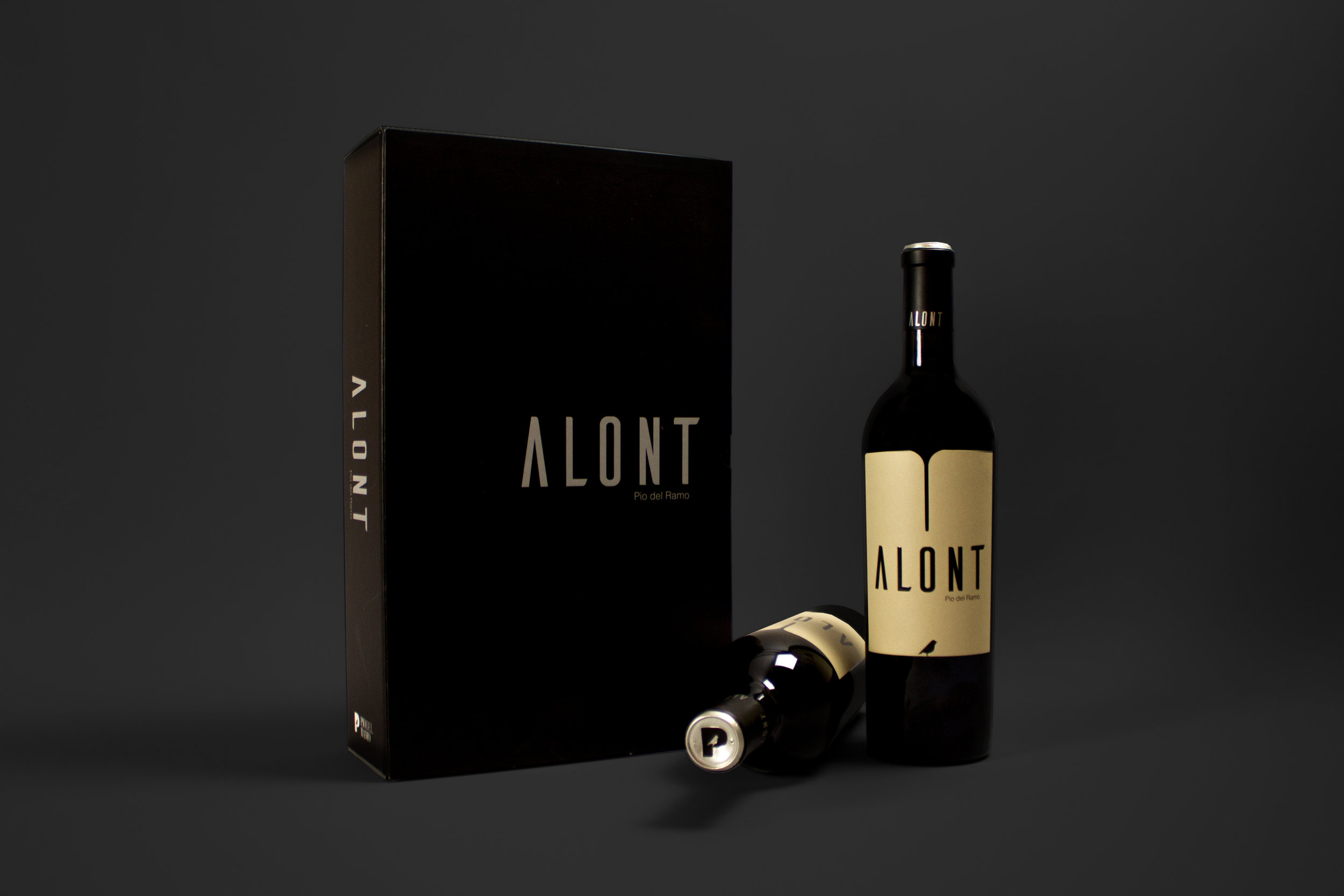 Packaging Design for Red Wine