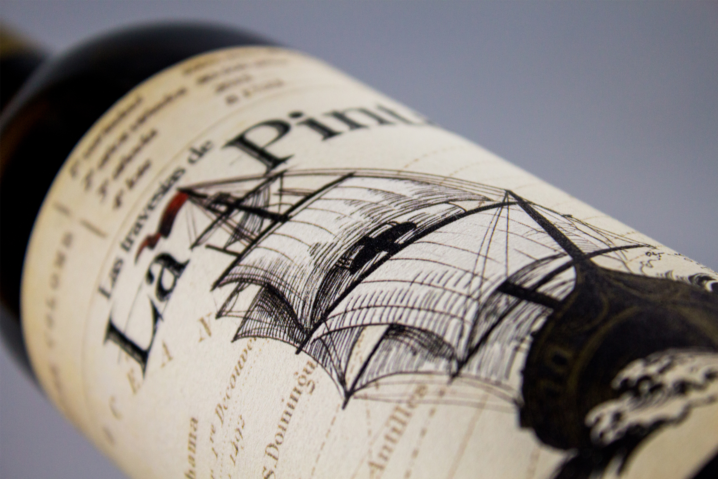 Christopher Columbus Travels to the Americas Wine Design