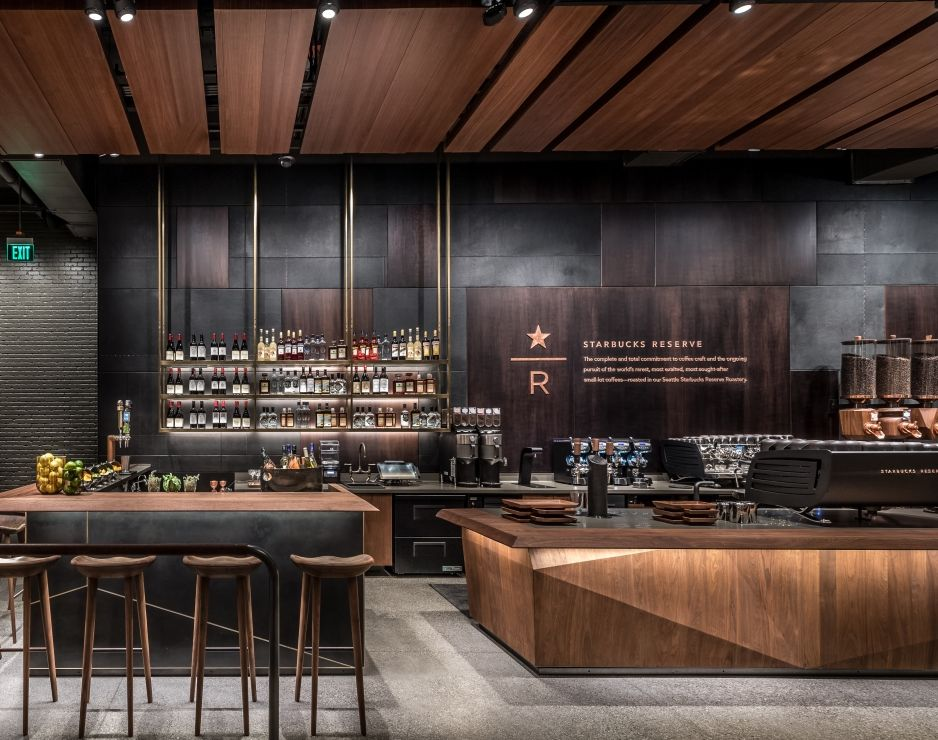 News: A Look Inside the New Starbucks Reserve Store Experience