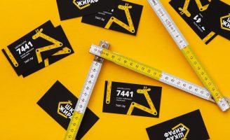 New Giraffe Brand Character Development for 'Wardrobe', a Construction Product Range