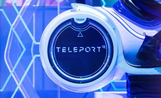 The Identity of a New Dimension: Fabula Branding for Teleport VR