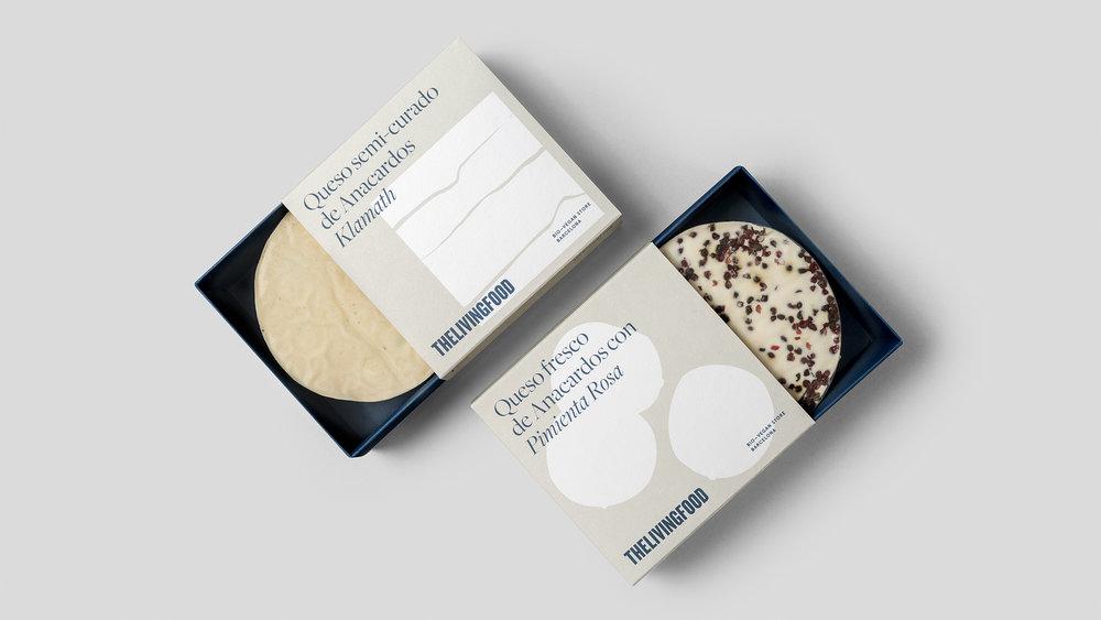 Spanish Cruelty Free, Quality and Honesty Vegan Cheese