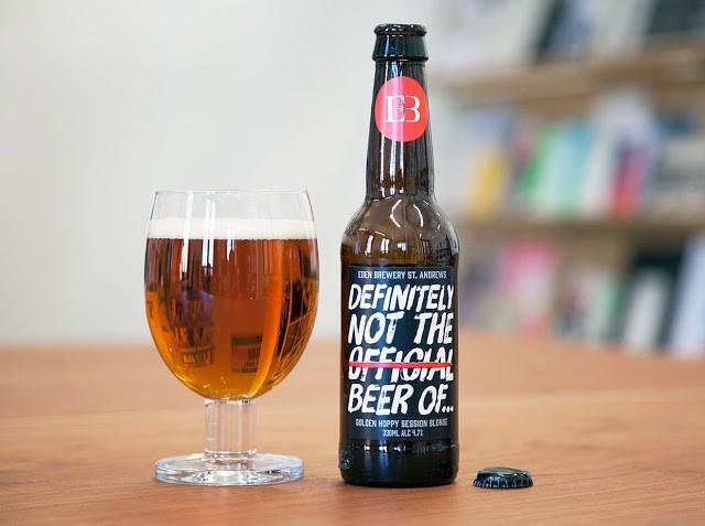 Freytag Anderson – Definitely Not The Official Beer Of..