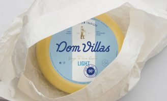Identity and Packaging Redesign Concept for a Portuguese Cheese