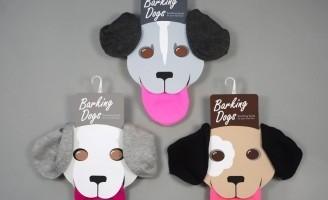 Gwyn Lewis – Barking Dogs Socks
