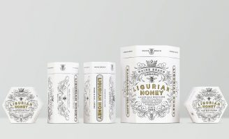 Packaging Design for a Premium Body Care from South Australia