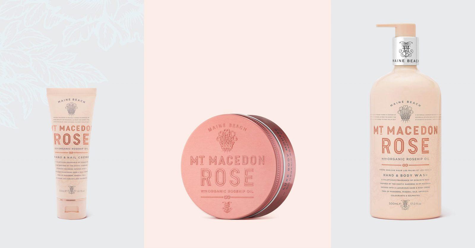 Mt Macedon Rose Bodycare