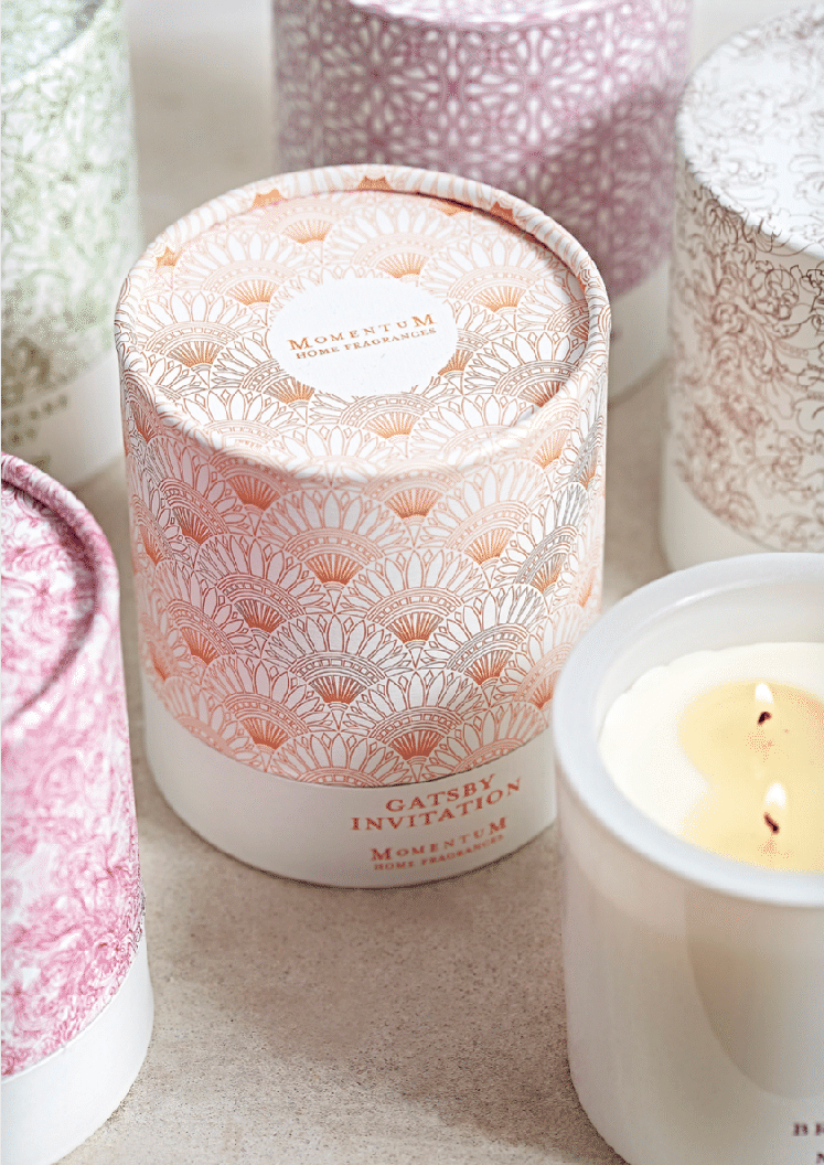 Fragrance, Decoration, Interior Accessory and Ambiance, oh and Candle Packaging