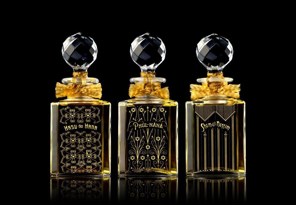 Holmes & Marchant – Luxury Fragrance Range Grossmith