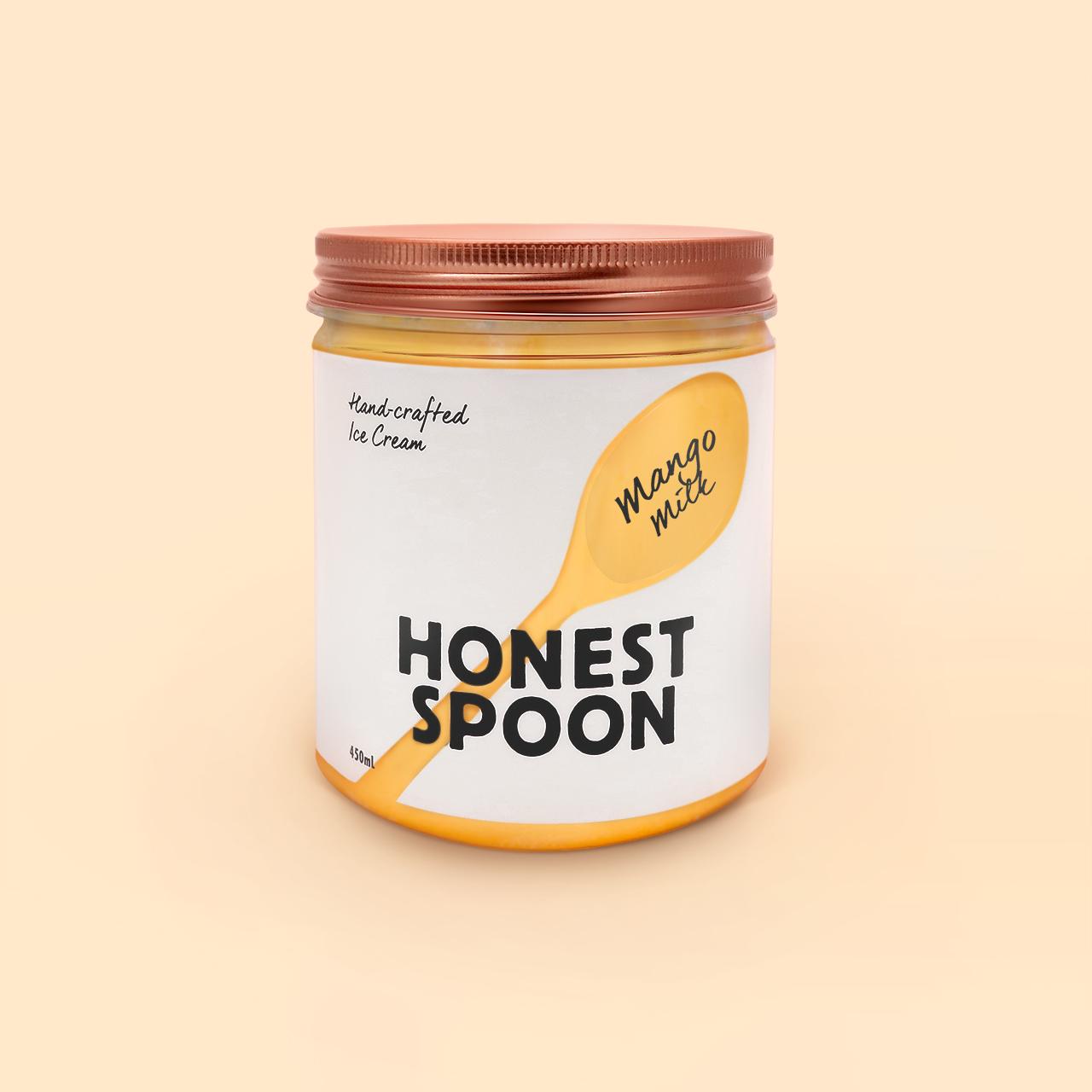 Brand and Packaging Design for Artisanal Ice Cream