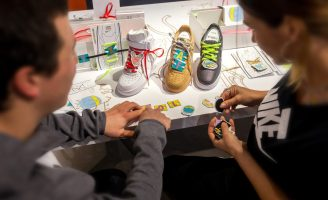 Nike Kids Gifting Experience for Both Online and In-Store for Christmas 2018.